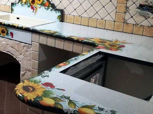 Tavoli In Pietra Prezzi.Tavoli In Pietra Lavica Ceramiche Valchida